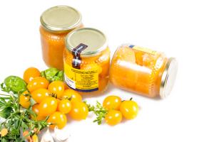 Tomatoes yellow